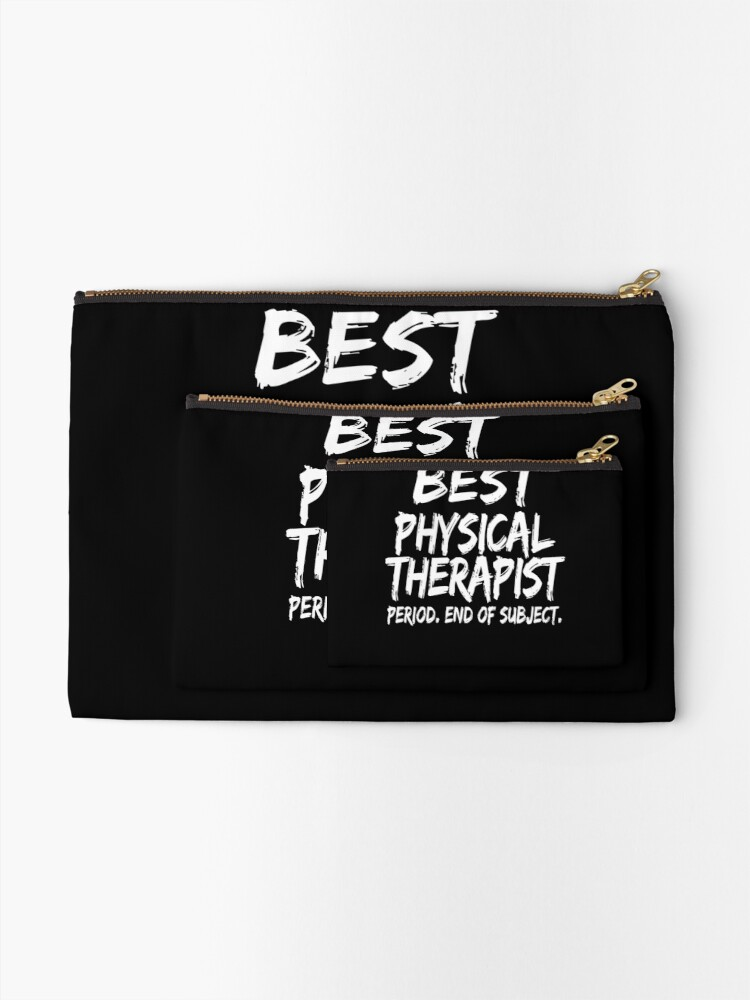 Vista alternativa de Bolsos de mano Best Physical Therapist Period End of Subject