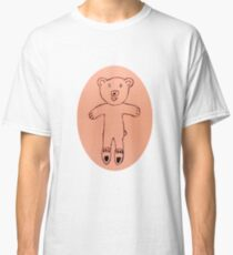 Teddy Bear - Ourson - Martin Boisvert T-shirt classique
