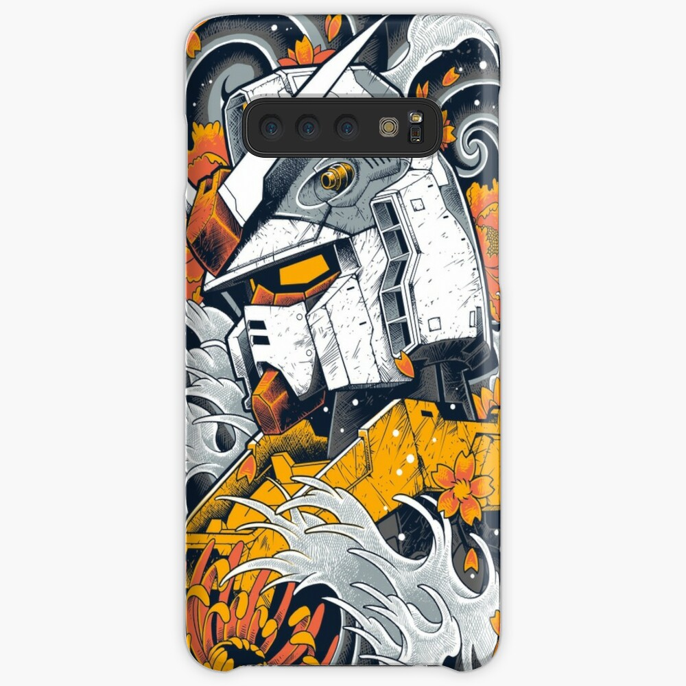 Gundam Case & Skin for Samsung Galaxy