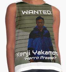 Wanted: Kenji Yakamoto Contrast Tank