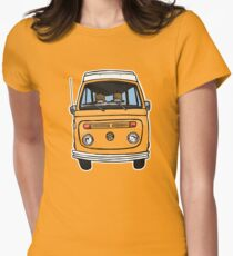 Naranja Westy Women's Fitted T-Shirt