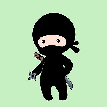 Tiny Ninja by chibibikun