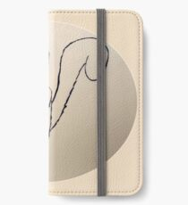 Squirrel - Écureuil - Martin Boisvert iPhone Wallet/Case/Skin