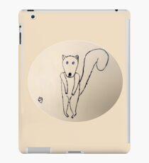 Squirrel - Écureuil - Martin Boisvert iPad Case/Skin