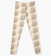 Squirrel - Écureuil - Martin Boisvert Leggings