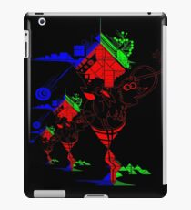Vector Show iPad Case/Skin
