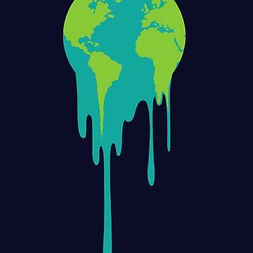 Drip Earth by Maya-mae