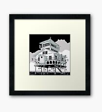 Fantasy Lighthouse Framed Print