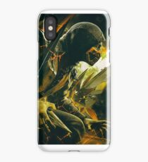 who is next? iPhone Case/Skin