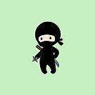 Kleiner Ninja von Natalia Linnik