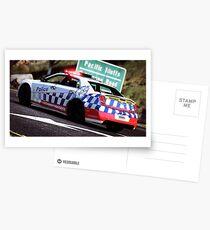 NSW Highway Patrol 300C Postcards