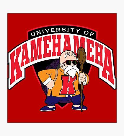 University of Kamehameha Photographic Print