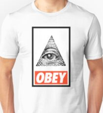 Obey the Illuminati T-Shirt