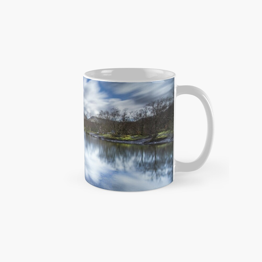 Llyn Padarn Lake, Llanberis, Snowdonia Classic Mug