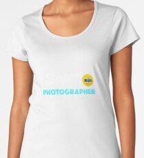 Super Photographer Women's Premium T-Shirt