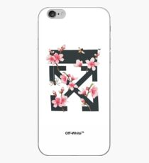 Off-White Cherry Blossom iPhone Case