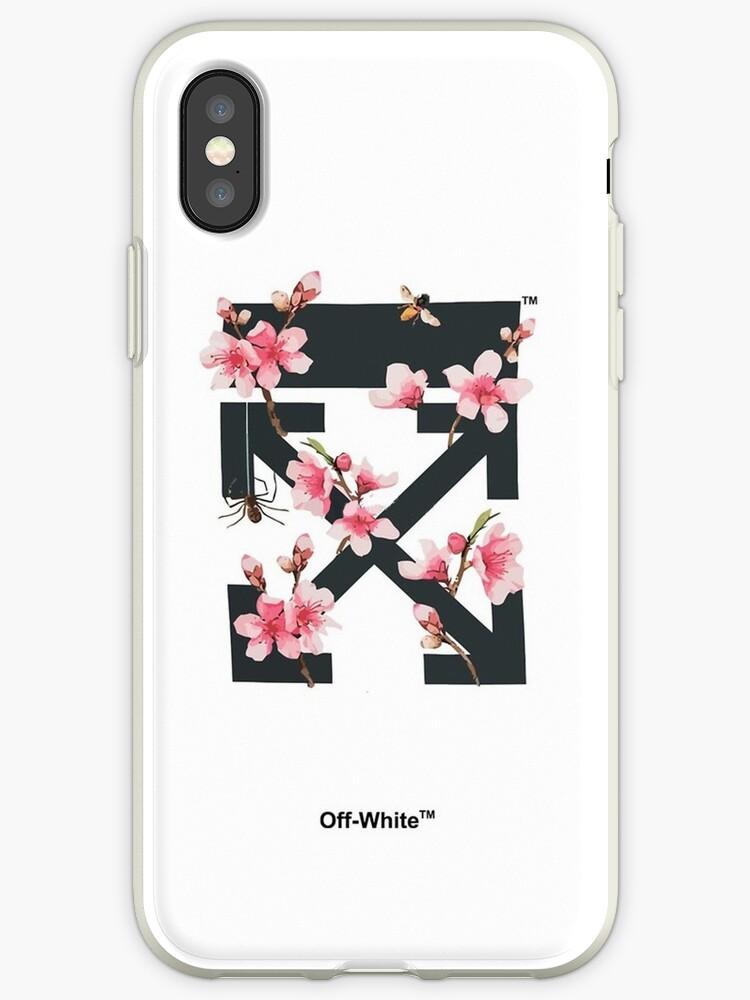 «Fuera de White Cherry Blossom» de ViolaWhitfield