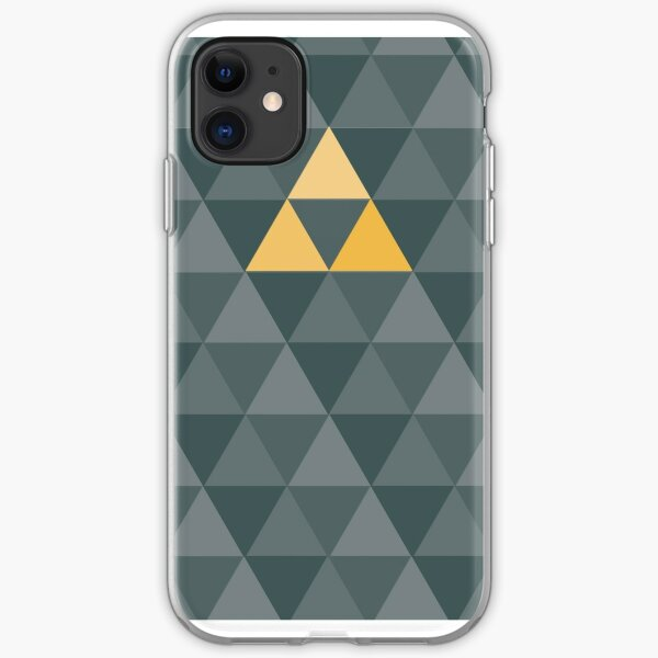 Triforce Quest (Green) iphone 11 case