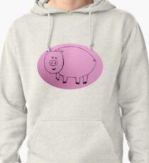 Pig - Cochon - Martin Boisvert Pullover à capuche
