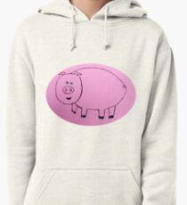 Pig - Cochon - Martin Boisvert Sweat à capuche