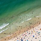 Surfers Paradise from above by hinting