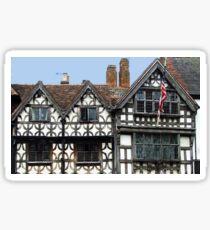 British History - Still Standing Sticker