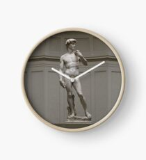 David by Michelangelo, #David, #Michelangelo, #DavidbyMichelangelo, #masterpiece, #Renaissance, #sculpture, #marble,  #statue, #standing, #male, #nude, #Biblical, #hero, #favoured, #art, #Florence Clock