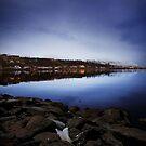 Akureyri by Jódís Eiríksdóttir