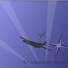 Mosquito Bomber by Greg Halliday