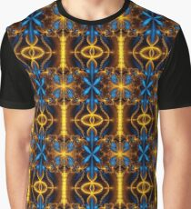 Colorful psychedelic Graphic T-Shirt