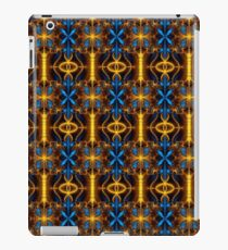 Colorful psychedelic iPad Case/Skin