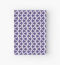 Ultra Violet Purple Bell Flower Meadow Bellflower (to Match Set) Hardcover Journal