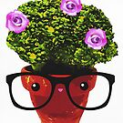 Roco The Flowering Potted Broccoli by zachsymartsy