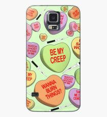 Just Romantic Things Case/Skin for Samsung Galaxy