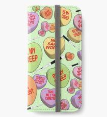 Just Romantic Things iPhone Wallet/Case/Skin
