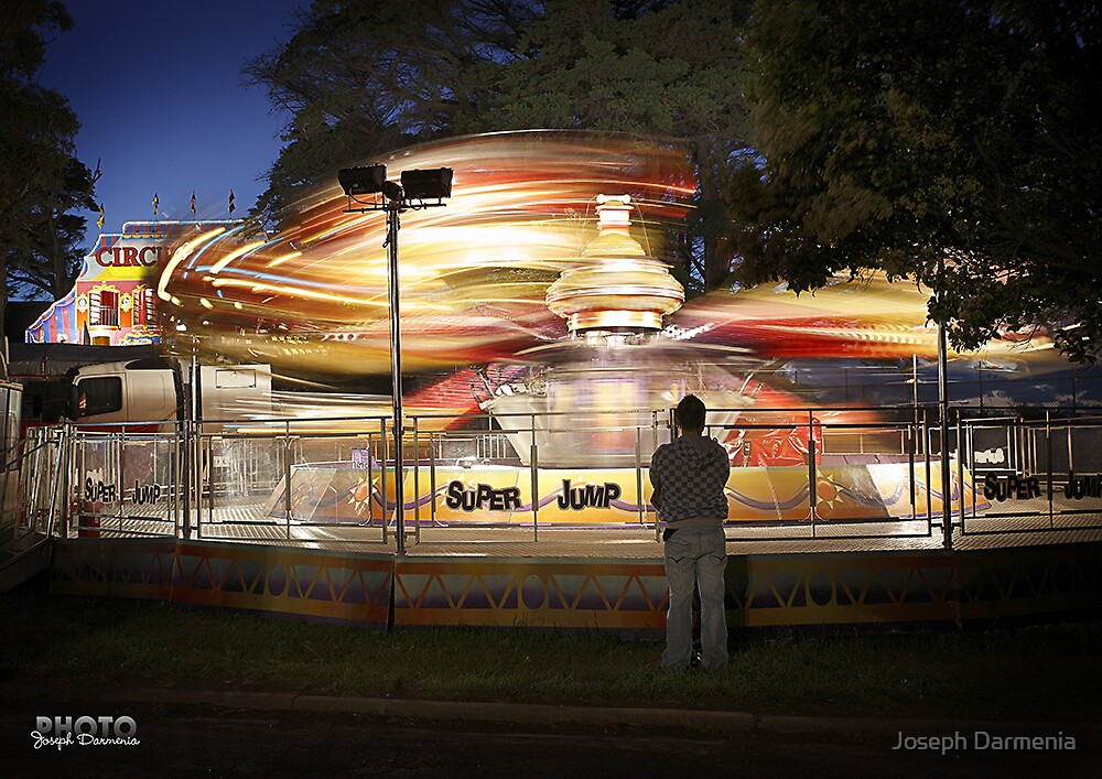 Fun Fair by Joseph Darmenia