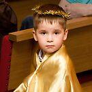 At the Nativity play by kraftyman