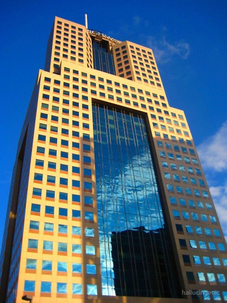 Highmark Building by hallucingenic