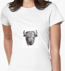 Buffalo Women's Fitted T-Shirt