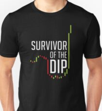 Survivor Of The Dip Unisex T-Shirt