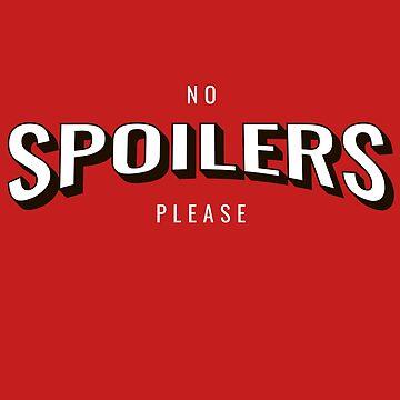 No Spoilers Please  by Elkin