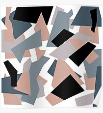 Abstract pattern 291 Poster
