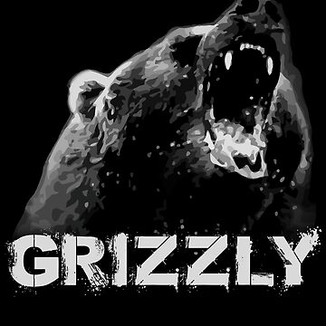 Grizzly Bear by Abili-Tees