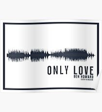 Only Love Soundwave Poster