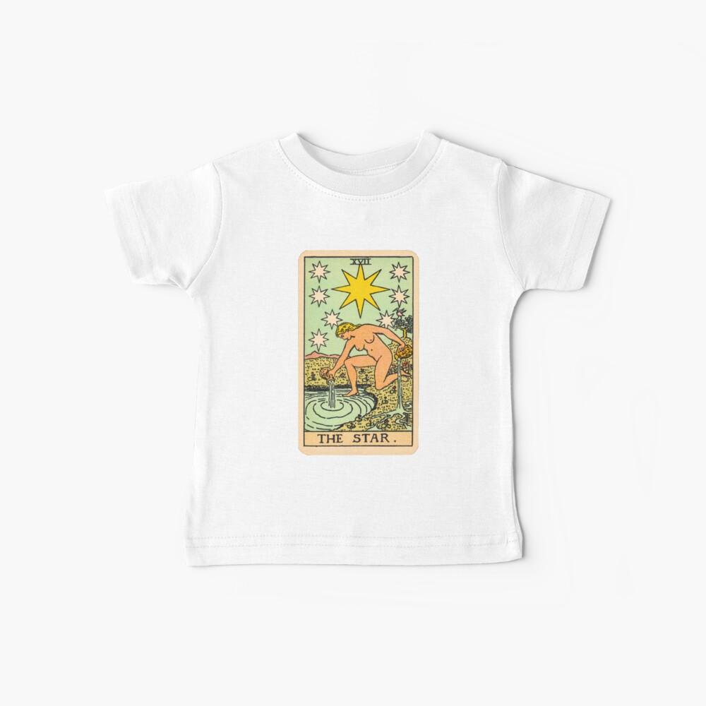 Tarot - Der Stern Baby T-Shirt