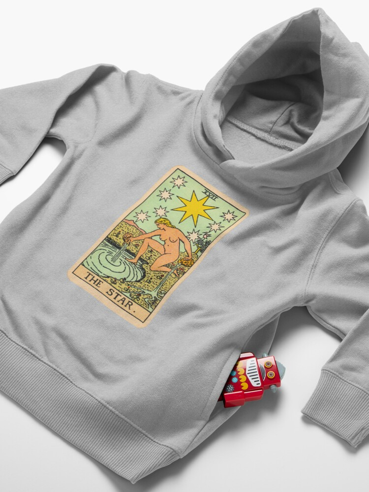 Alternative Ansicht von Tarot - Der Stern Kleinkind Hoodie