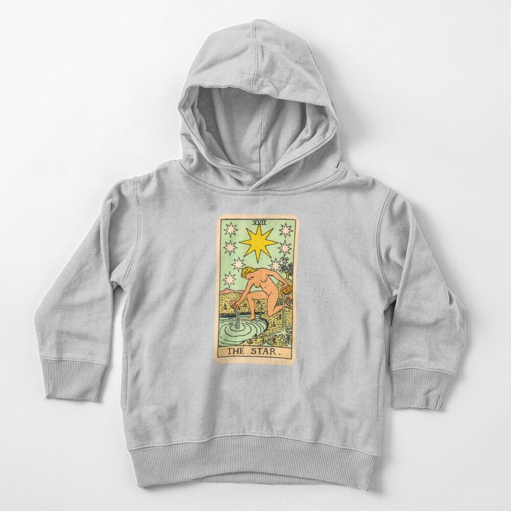 Tarot - Der Stern Kleinkind Hoodie