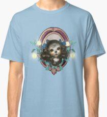Kitschy Blue Puppy Classic T-Shirt