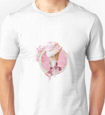 Pink Sugar Icecream Cone Unisex T-Shirt