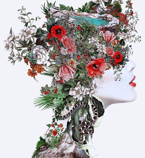 Woman II by RIZA PEKER